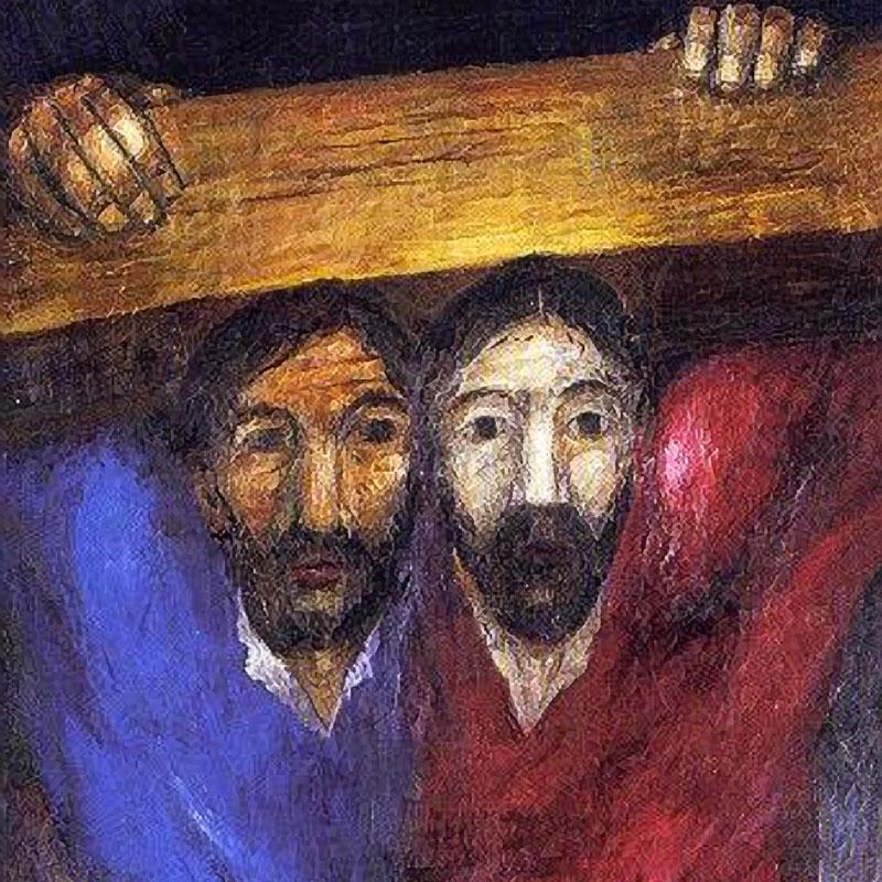 Salmo: ¿Quién no necesita un Cireneo?