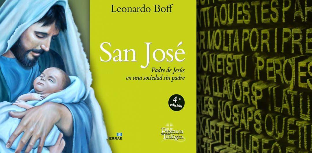 """""""San José. Padre de Jesús en una sociedad sin padre"""". Libro."""